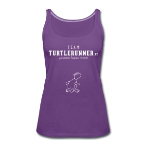 Tank Top mit Team-Logo - Frauen Premium Tank Top