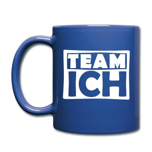 Team ICH - Tasse einfarbig