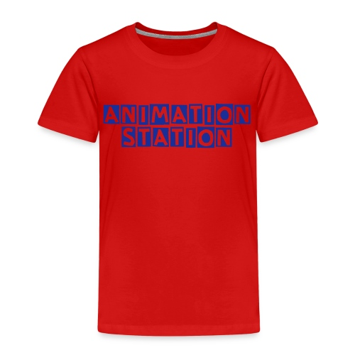 Animation Station childs t-shirt - Kids' Premium T-Shirt