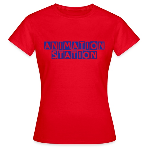 Animation Station womans t-shirt - Women's T-Shirt