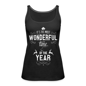 most_wonderful_time_of_the_year_w Tops - Frauen Premium Tank Top