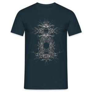 dark art aufstig - Männer T-Shirt
