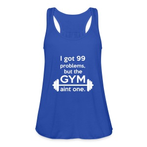 Gym Tops - Women's Tank Top by Bella