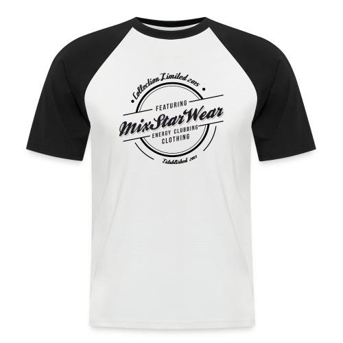 T-Shirt homme #baseball - T-shirt baseball manches courtes Homme
