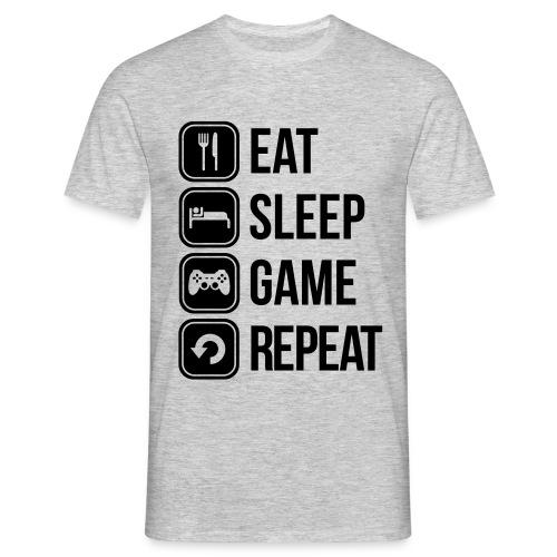 codzienne obowiązki - Koszulka męska