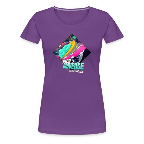 Pick A Universe Women's Shirt - Women's Premium T-Shirt