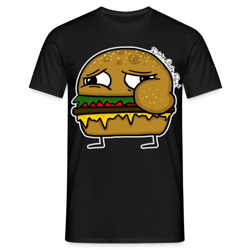 Burger-Shirt Men - Men's T-Shirt