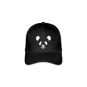 panda eyes - Flexfit Baseball Cap
