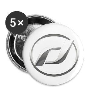 Button mit Daelim Logo - Buttons groß 56 mm
