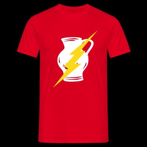 Bembelblitz - Männer T-Shirt