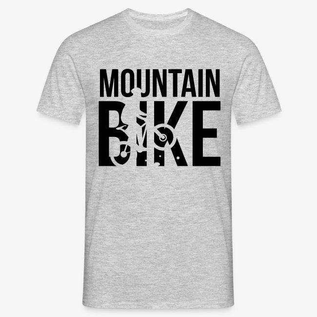 Mountain bike-Camiseta hombre 65b9a363c860f