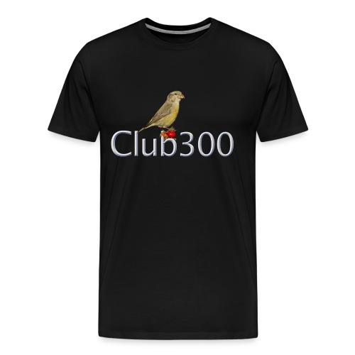 Premium-Shirt Kiefernkreuzschnabel 2 - Männer Premium T-Shirt