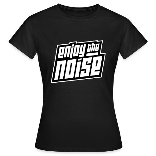 Enjoy The Noise Logo - T-shirt Femme