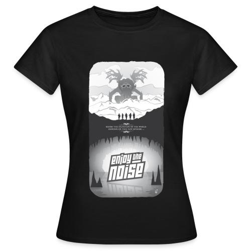 Origine du Mal - Enjoy The Noise - T-shirt Femme