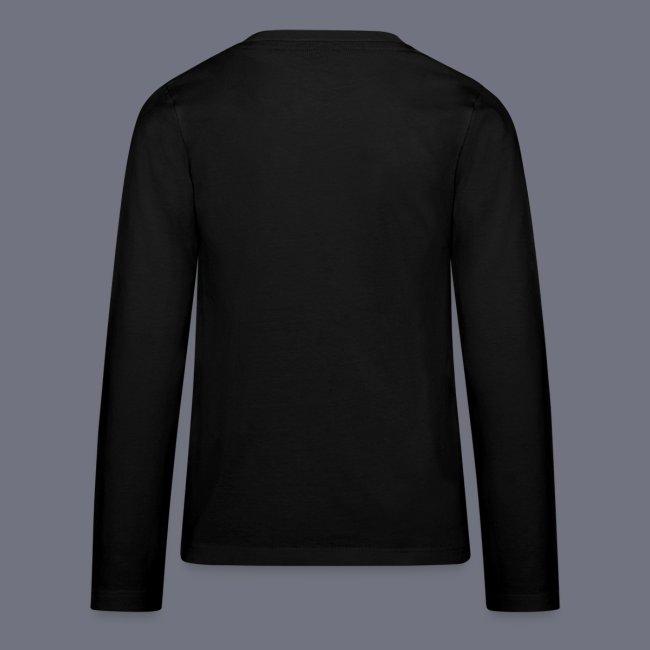 Teenager Premium Langarmshirt mit 4-Achser