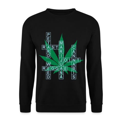 Pull homme canna canna  - Sweat-shirt Homme