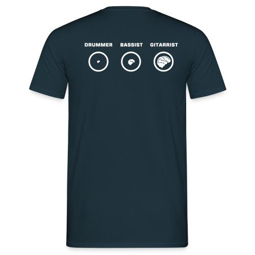 GITARRIST T-Shirt - Männer T-Shirt