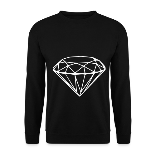 Pull homme Diamant  - Sweat-shirt Homme