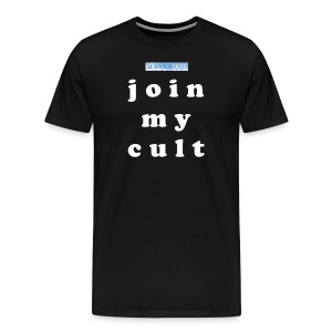 Maxus Irie - join my cult - dark - Men's Premium T-Shirt