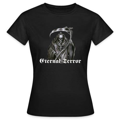 Tee - Reaper - Dame - T-skjorte for kvinner