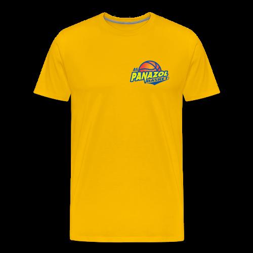 Tee-shirt Premium  HOMME - JAUNE - ASP - T-shirt Premium Homme