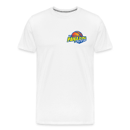 Tee shirts ~ T-shirt Premium Homme ~ Tee-shirt Premium  HOMME - BLANC