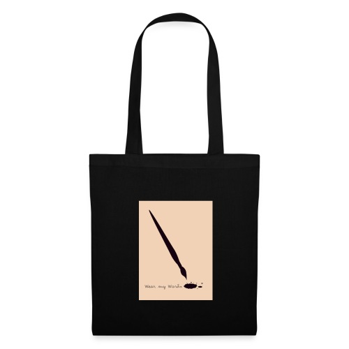 Wear My Words - Tote Bag