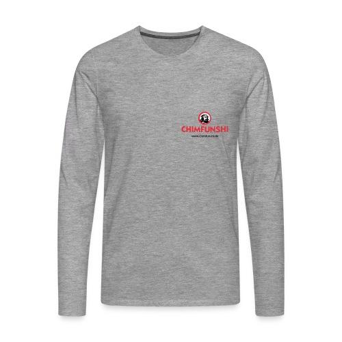 Chimfunshi T-Shirt long arm - Männer Premium Langarmshirt