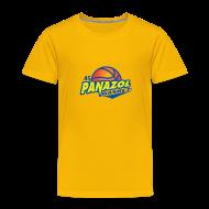 Tee shirts ~ T-shirt Premium Enfant ~ Tee-shirt Premium  ENFANT - JAUNE