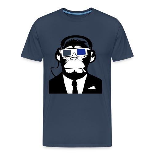 MONKEY - T-SHIRT - Herre premium T-shirt