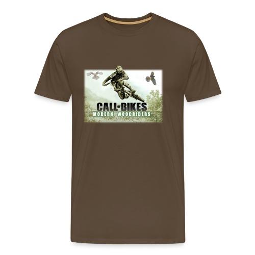Call of bikes - T-shirt Premium Homme