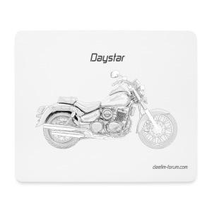 Daelim Daystar Modell Mousepad (mit Forum URL) - Mousepad (Querformat)