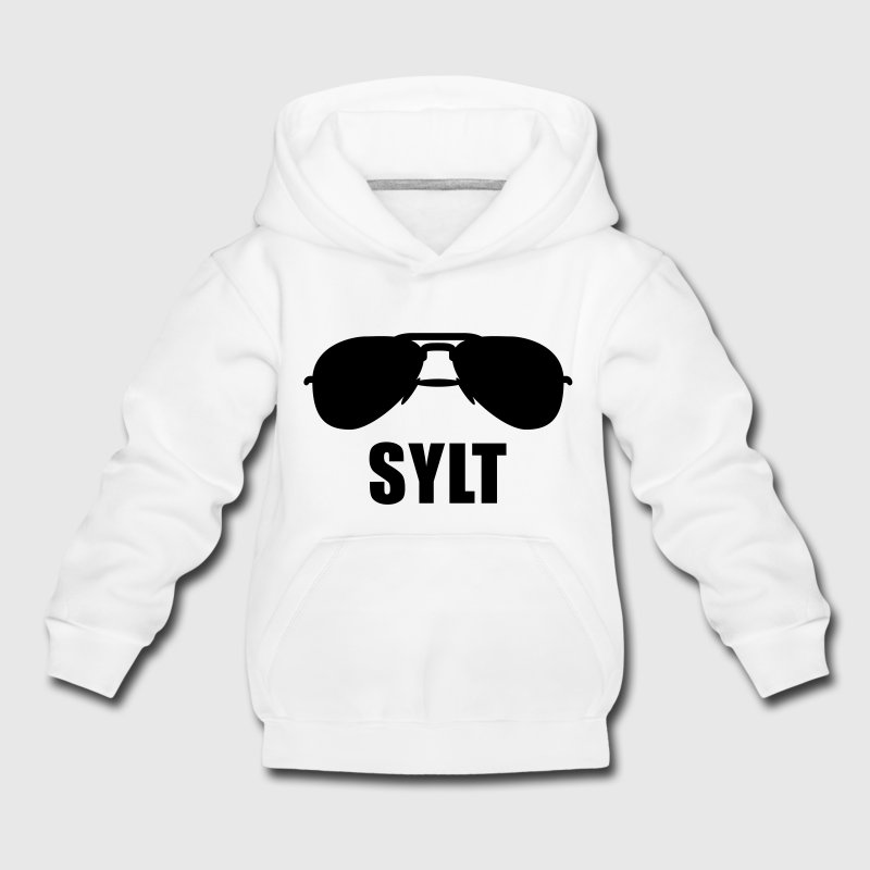coole sylt sonnenbrille hoodie spreadshirt. Black Bedroom Furniture Sets. Home Design Ideas