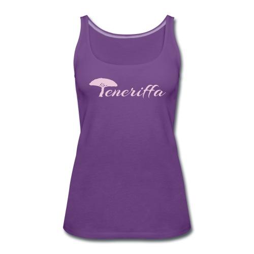 Teneriffa - Frauen Premium Tank Top - Frauen Premium Tank Top