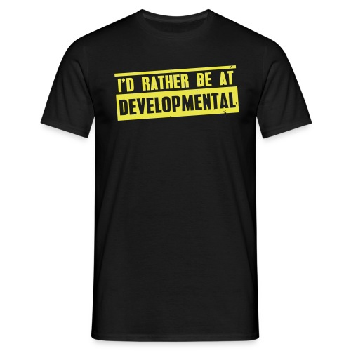 Developmental (Men) - Men's T-Shirt