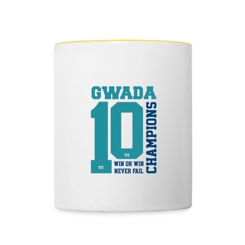 Tasse gwada - Mug contrasté