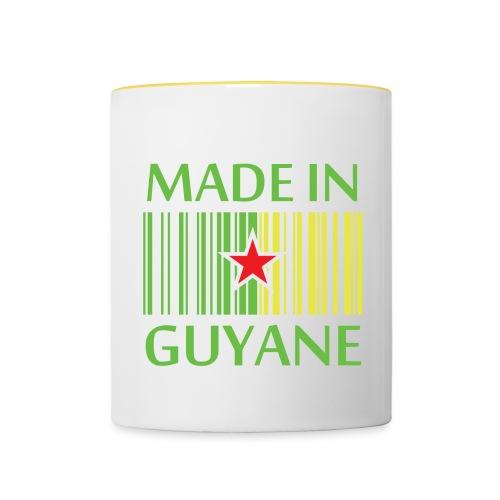 Tasse GUYANE - Mug contrasté