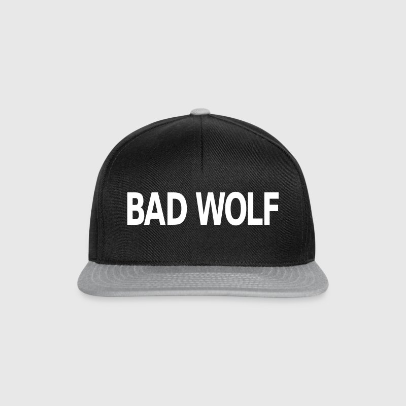 Bad Wolf Caps & Hats - Snapback Cap