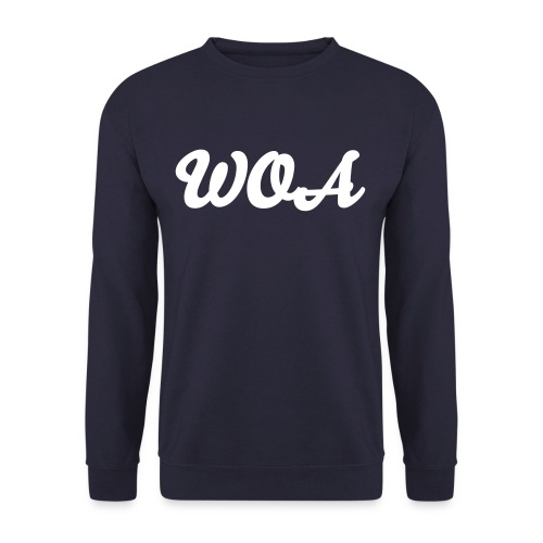 WOA Sweatshirt - Men's Sweatshirt