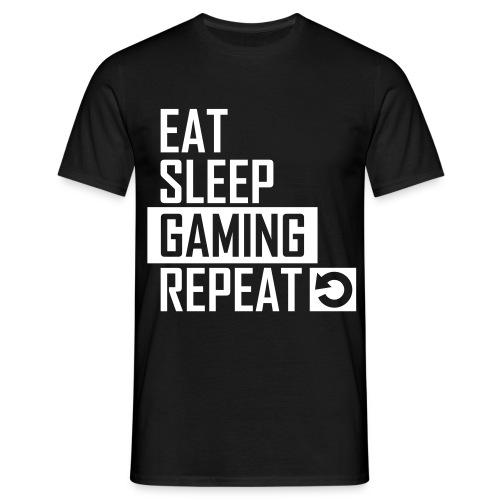 EGSR Black - Men's T-Shirt
