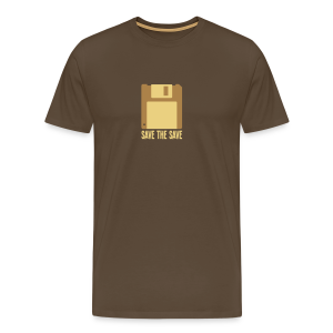 Save The Save - Assembler - Men's Premium T-Shirt