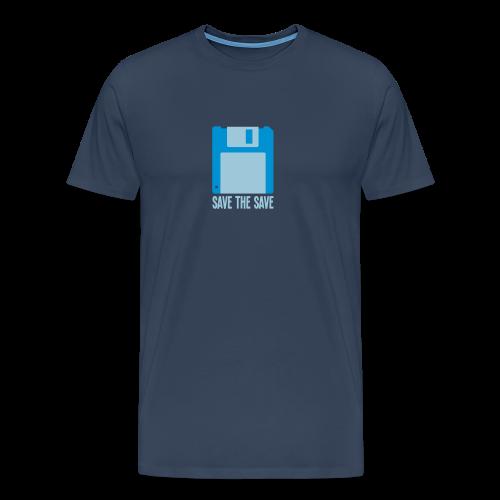 Save The Save - Workbench - Men's Premium T-Shirt