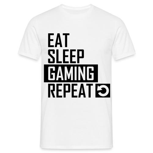 ESGR White - Men's T-Shirt