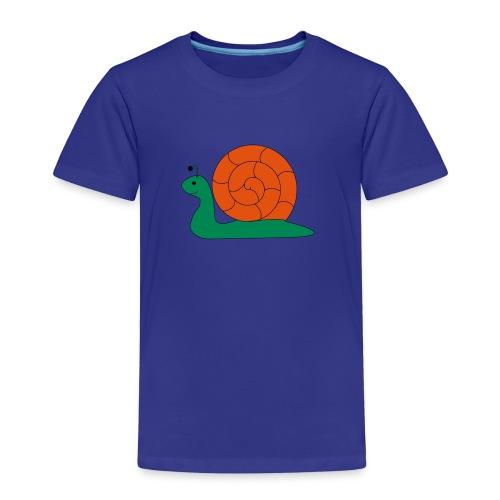 Schnecke Kinder T-Shirt - Kinder Premium T-Shirt