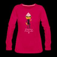 Langarmshirts ~ Frauen Premium Langarmshirt ~ Artikelnummer 100586352