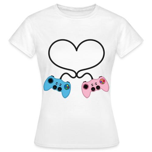 Manette Love - T-shirt Femme