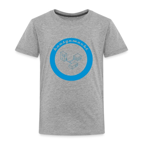 Kinder T-Shirt hausgemacht - Kinder Premium T-Shirt