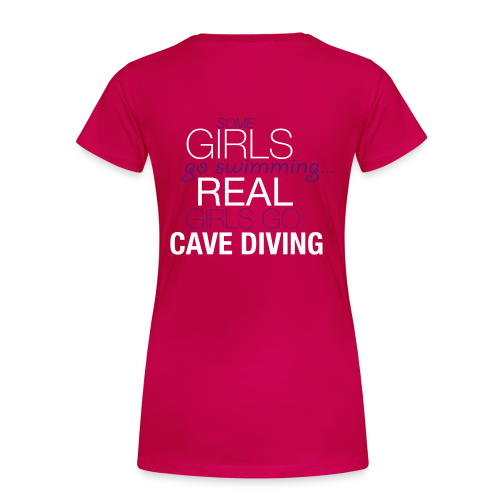 Some Girls - Cave Shirt - Frauen Premium T-Shirt
