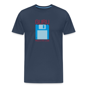 Guru Meditation - MF2DD - Men's Premium T-Shirt