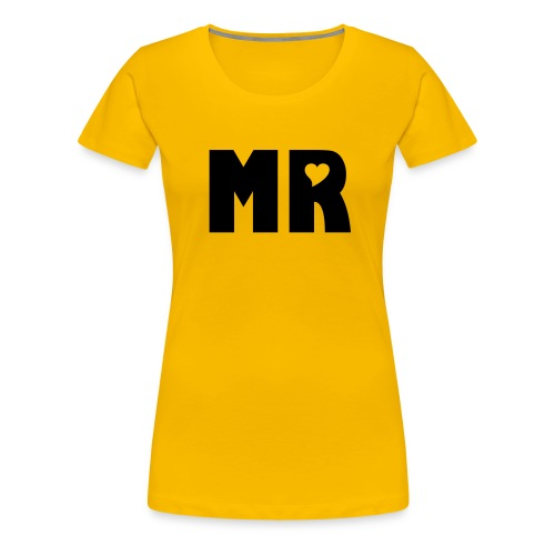 MR - Frauen Premium T-Shirt